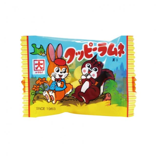ラムネ グッピー カクダイ製菓株式会社|クッピーラムネ